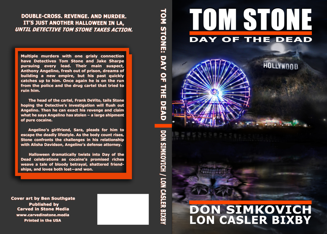 Day of the Dead by Don Simkovich & Lon Casler Bixby