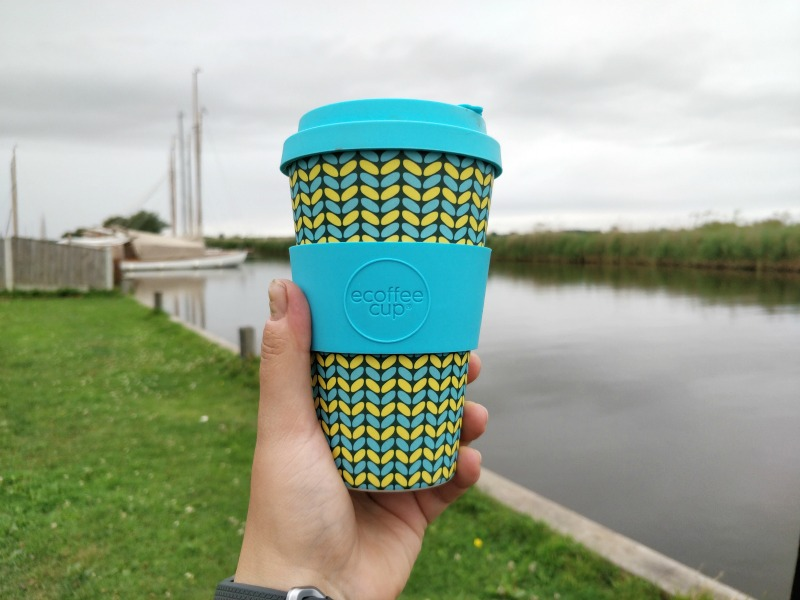 Ecoffee Cup Reusable Coffee Cup 1