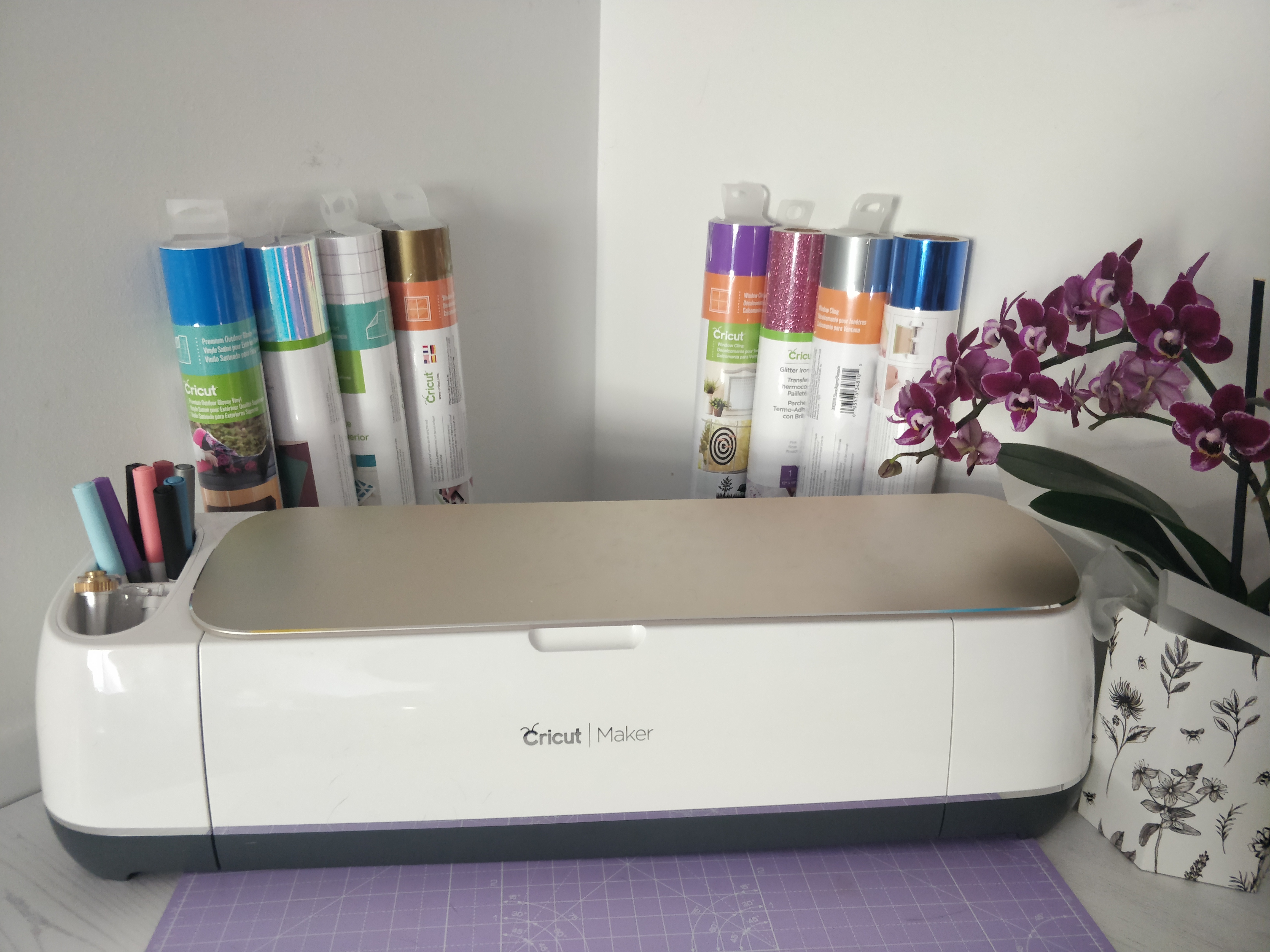Life in Lilac | UK Lifestyle Blog | Review: The Cricut Maker smart